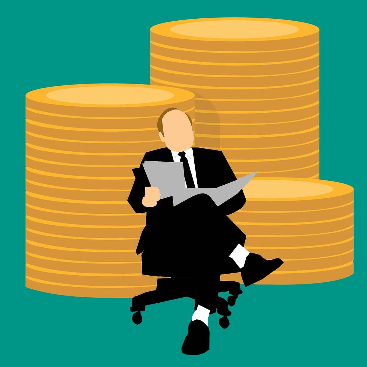 עורך דין ומטבעות